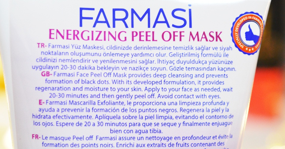 farmasi-soyulan-maske