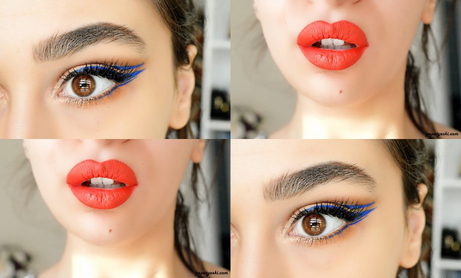 colorful-eyeliner-look