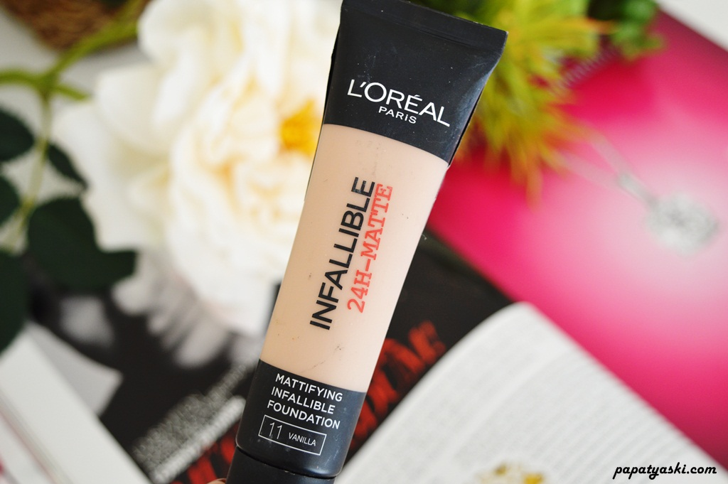 loreal-infaliable-fondoten