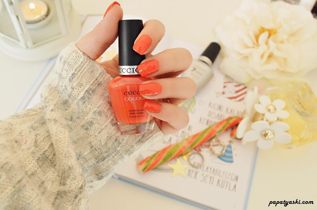 turuncu-kirmizi-oje
