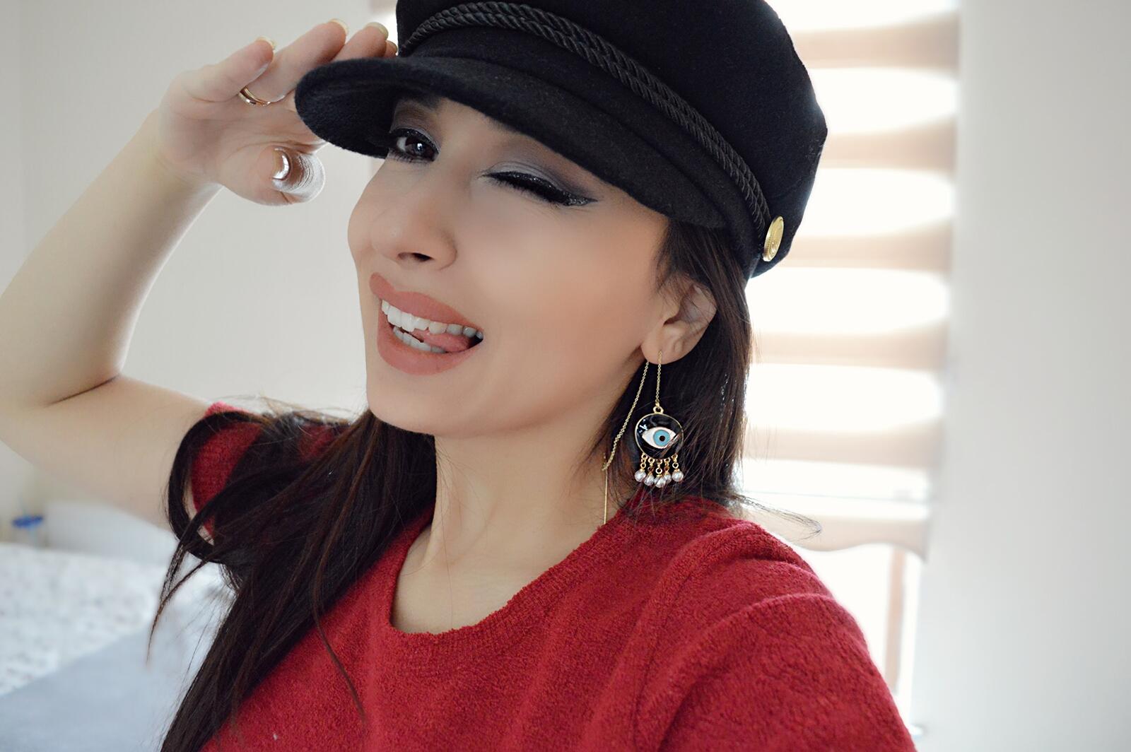 simli-eyeliner-makyaji