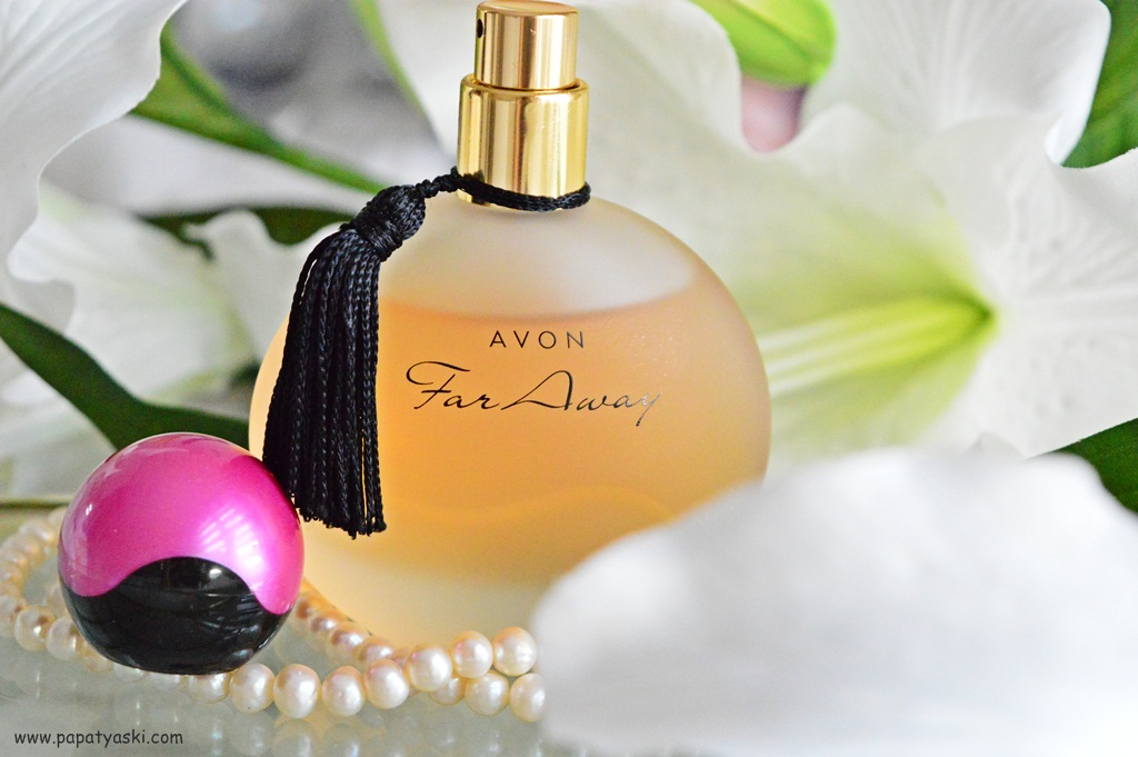 Avon Far Away Parfüm Incelemesi Papatya Aşkı
