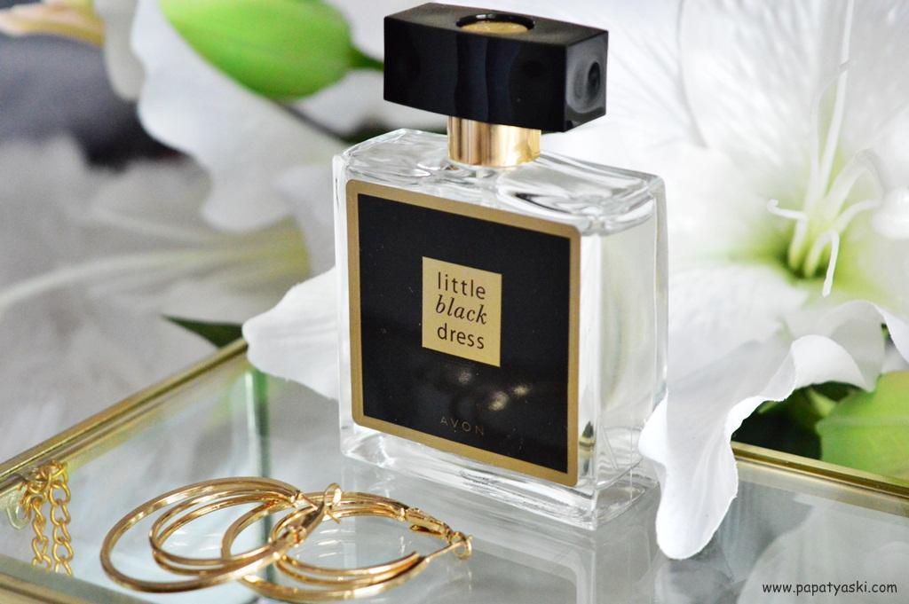 Avon Little Black Dress Parfüm Incelemesi Papatya Aşkı
