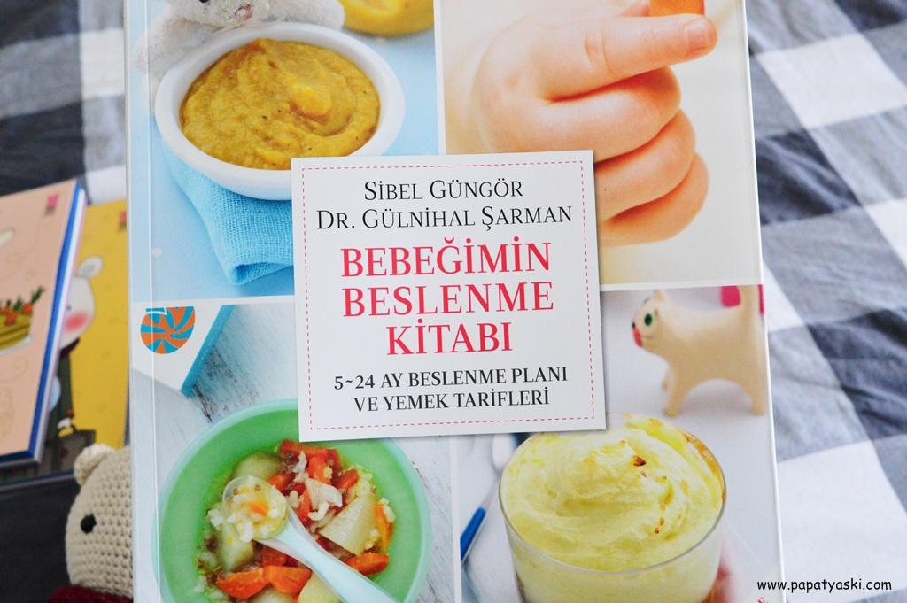 bebekler için beslenme kitabı