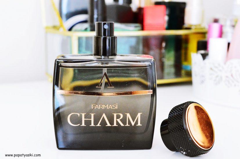 farmasi charm parfüm