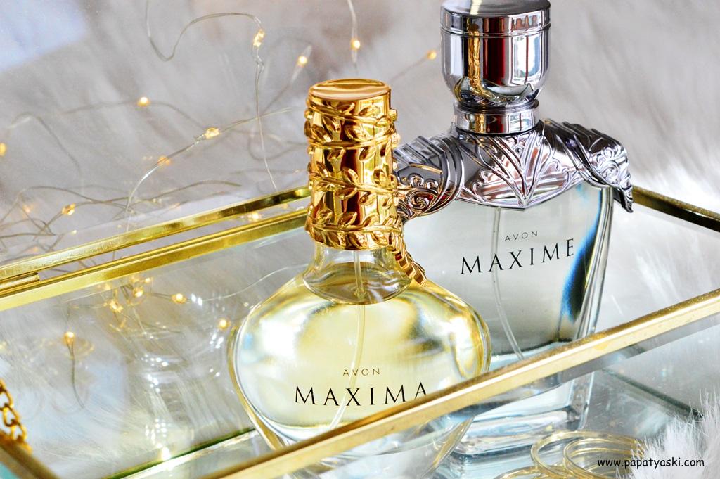 avon maxima kadın parfümü
